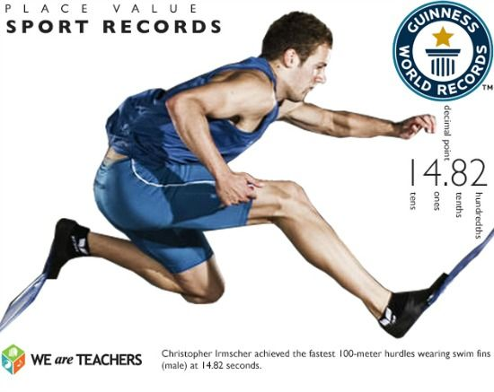 11 Creative Ways to Use GUINNESS WORLD RECORDS to Teach Math