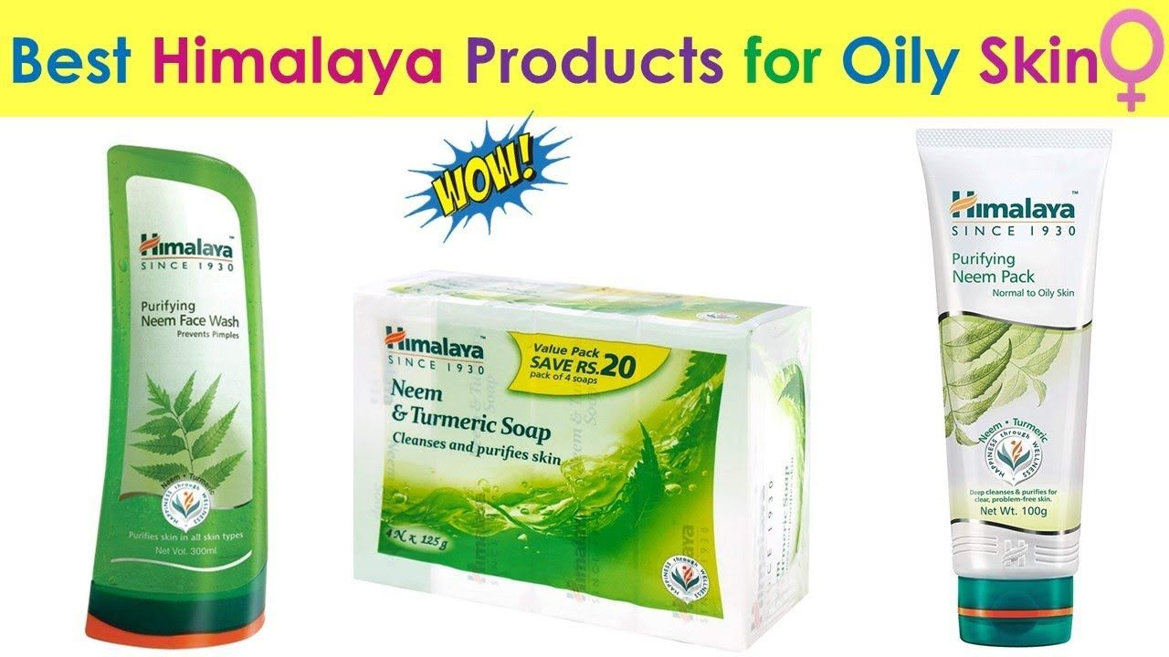 5 Best Himalaya Product For Oily Skin In India 2019 Turmeric Soap Oily Skin Purify Skin