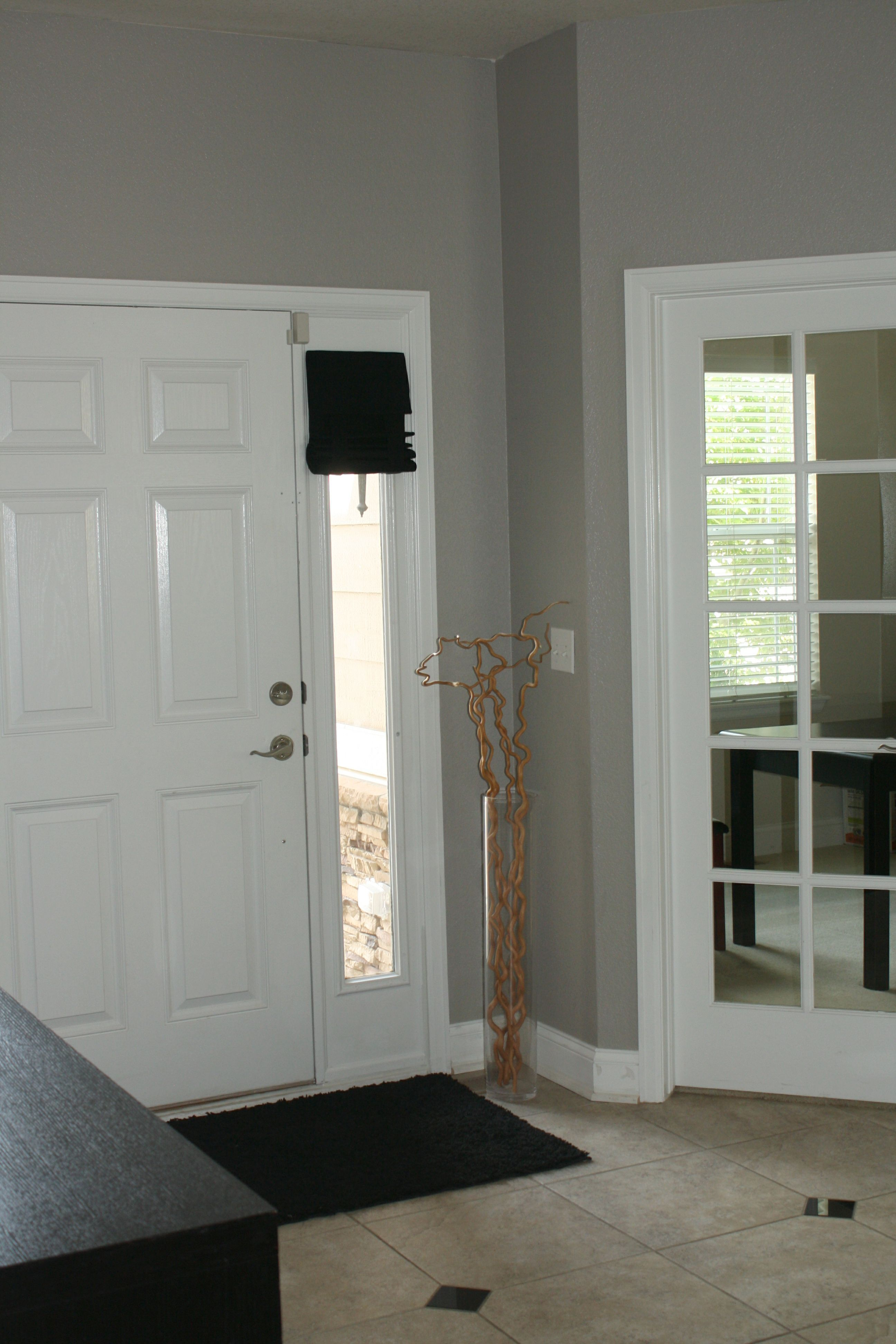 Side Light Curtains Provide Light Control And Privacy When Need On Top Of Adding A Nice Front Door Side Windows Small Window Curtains Front Doors With Windows