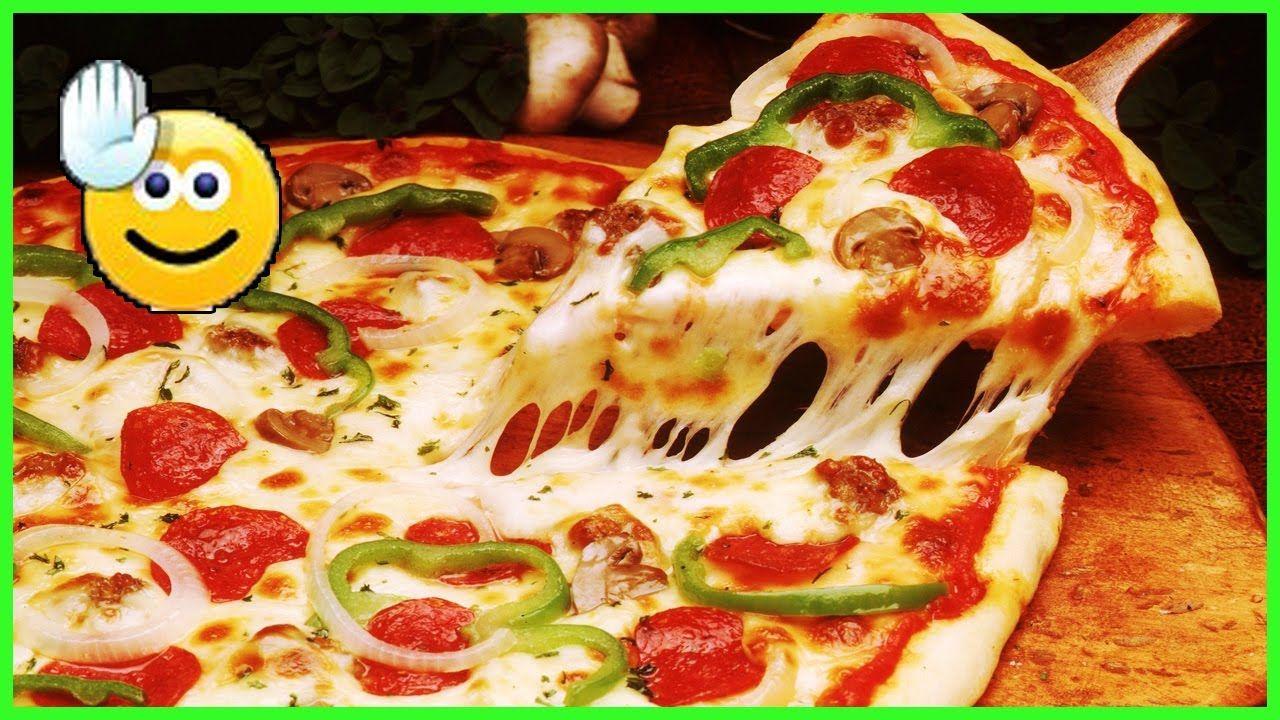 طريقة عمل بيتزا هت طريقة عمل بيتزا بالتونة طريقة عمل بيتزا سائلة طريقة عمل بيتزا سهلة وسريعة طريقة Pizza Recipes Homemade Easy Meals Homemade Pizza Recipe Easy