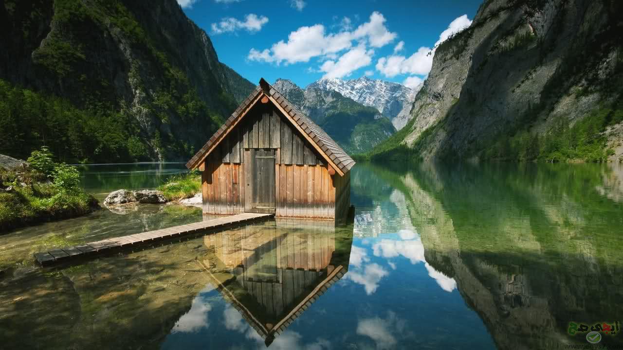 صور مناظر طبيعية خلابة اجمل مناظر الطبيعة مناظر طبيعية جميلة 19 House In The Woods House Landscape Lake Cabins