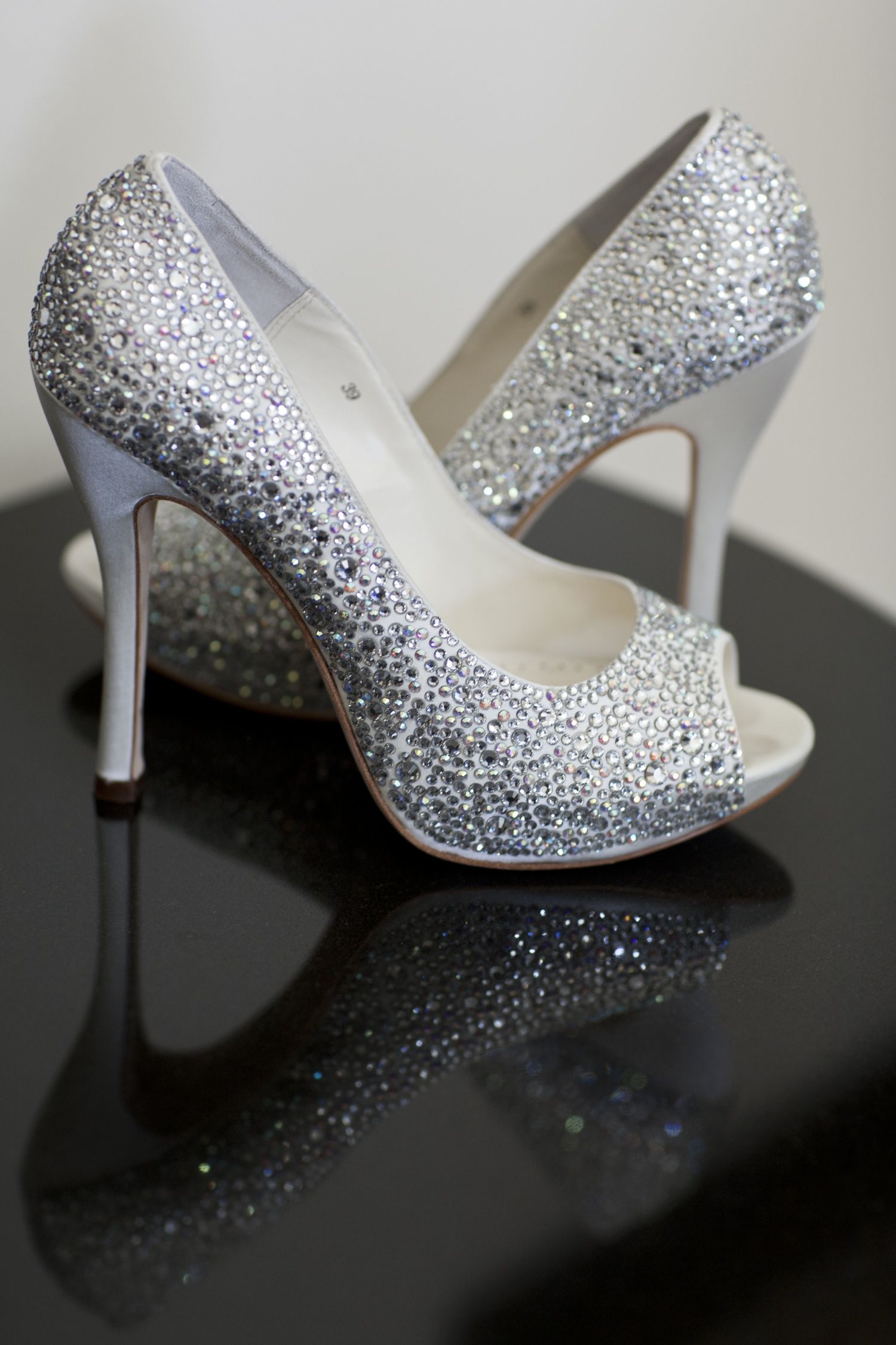 Images of Crystal Bridal Shoes - Weddings Pro