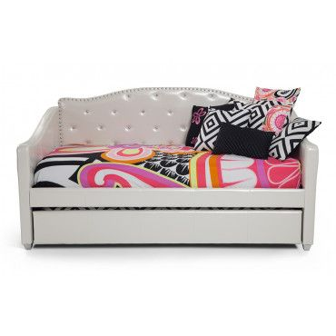 Madelyn Daybed With Trundle Unit Daybed With Trundle