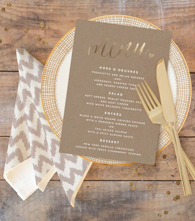 Wedding Invitation Giveaway: Wedding Stationery + Decor Giveaway From Minted!