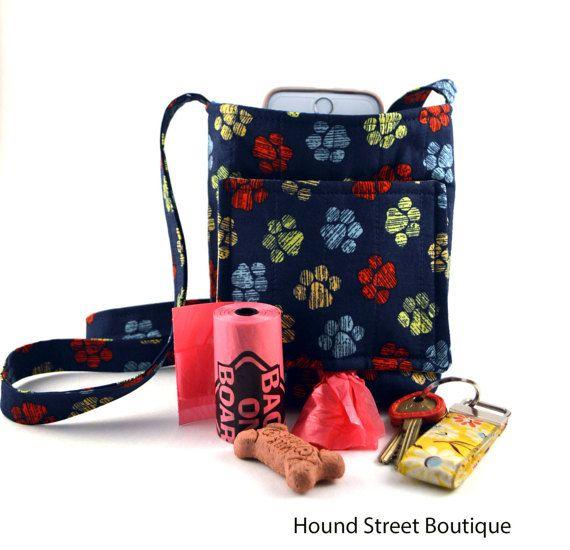 Classic Messenger - Canvas Cross Body Bag - Nomad Essentials  Dog Walking Bag Cross Body