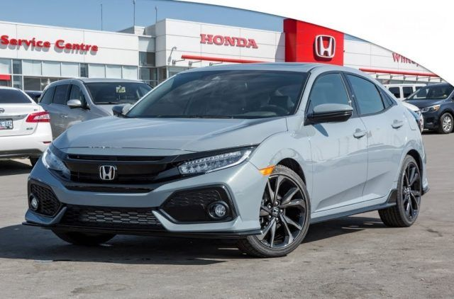 2020 Honda Civic Sport Touring Looks Modern And Sporty - Japan Cars Manufacturer