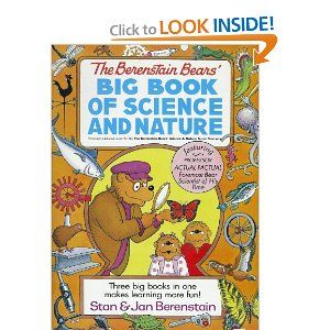 The Berenstain Bears' Big Book of Science and Nature: Stan Berenstain, Jan Berenstain: 9780679886525: Amazon.com: Books