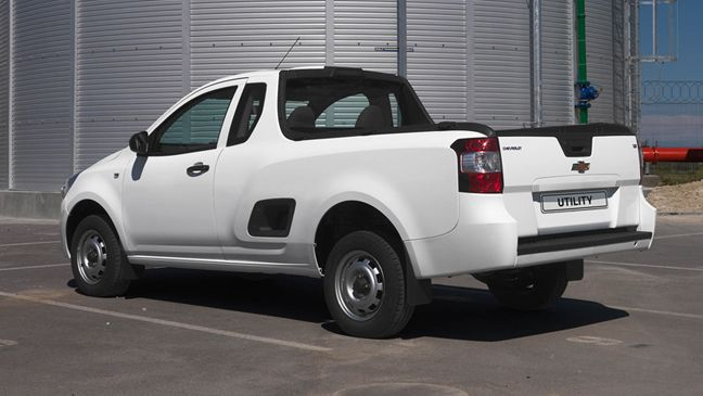 Utility Bakkie The All In One Ldv City Car Family Car Cars