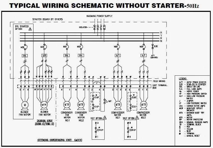 Pleasing Electrical Wiring Diagrams For Air Conditioning Systems Part Two Wiring Digital Resources Aeocykbiperorg