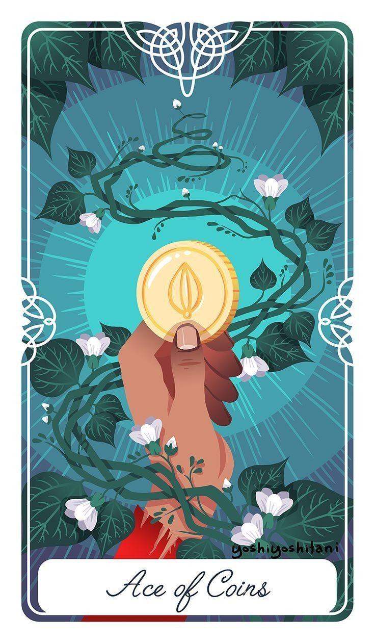 tarot cards art imagecard decks on aces  ace of