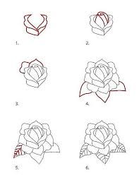 1ddef76a0 Classic Tattoo, Rose, Calligraphy, Tattoos, Drawings, Style, Art, Sketches