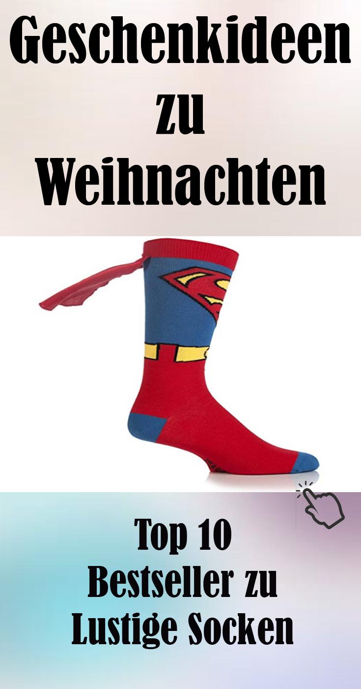 Hier findest du die Top 10 zu lustige Socken Geschenkideen