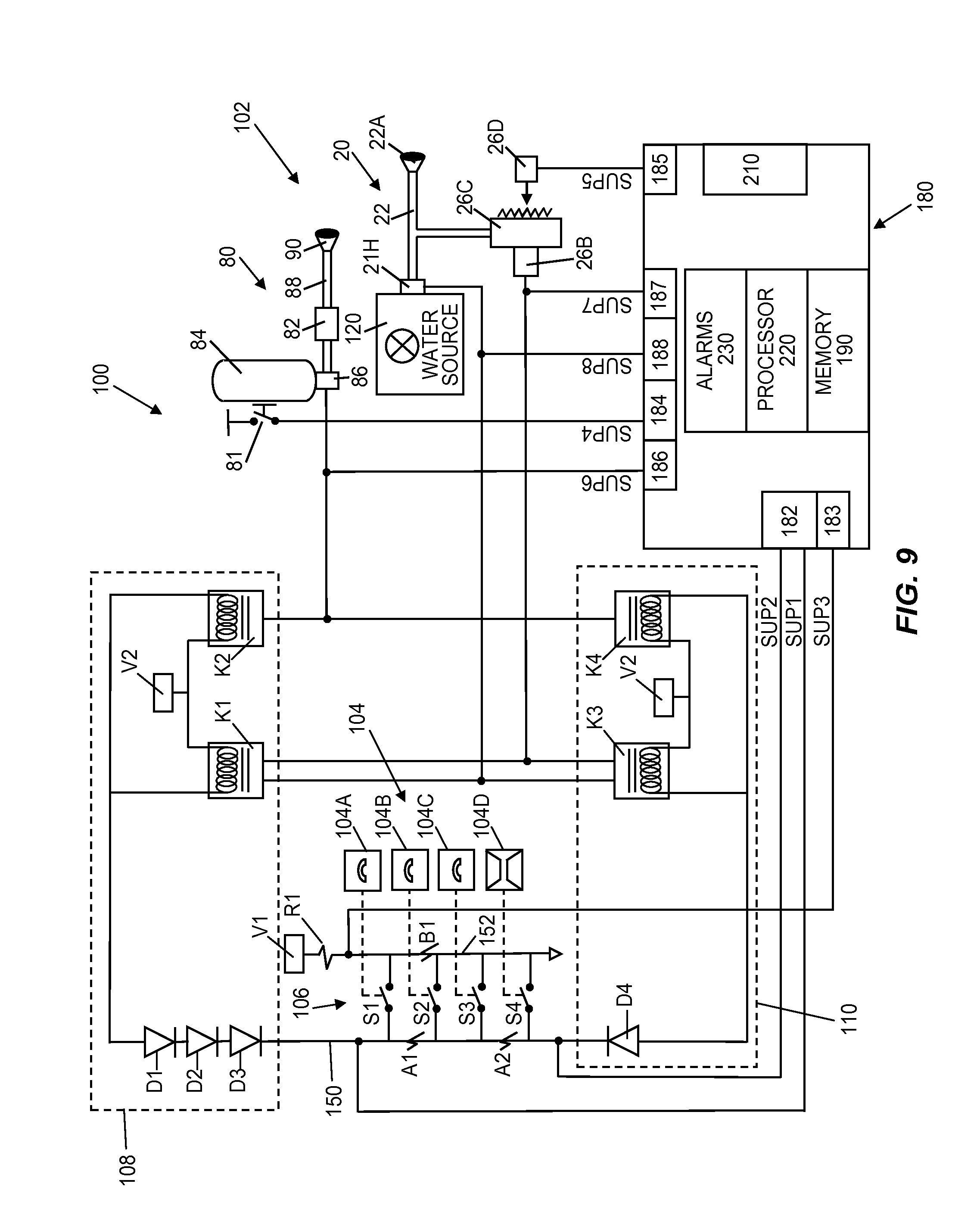 Ansul System Wiring Diagram Di 2020