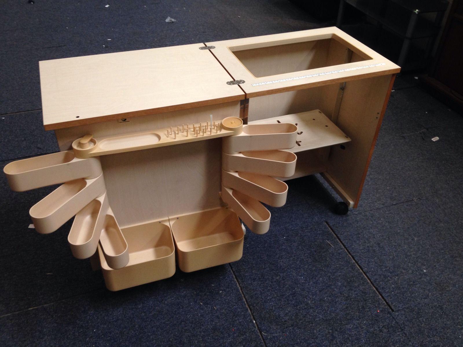 Horn Sewing Machine Cabinet Ebay