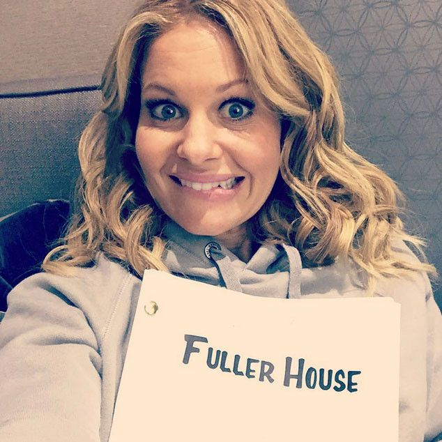 Fuller House Is Finally Here! from Fuller House Is Here: Behind-the-Scenes Pics from the Netflix Revival   E! Online