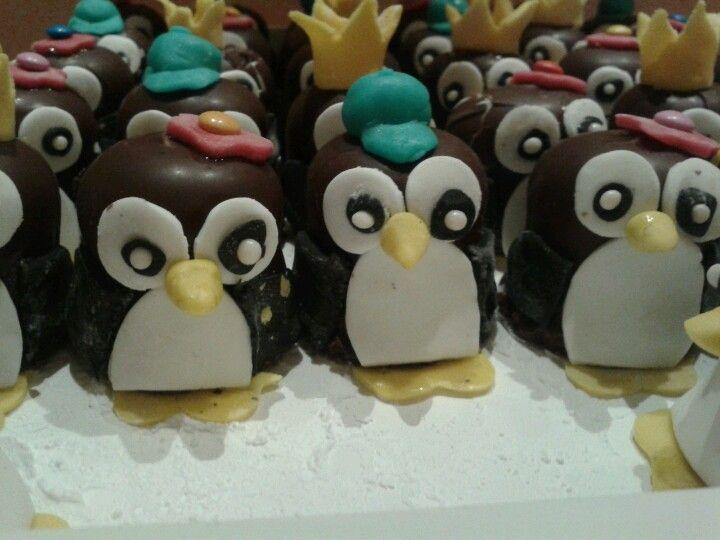 Pinguïn traktaties