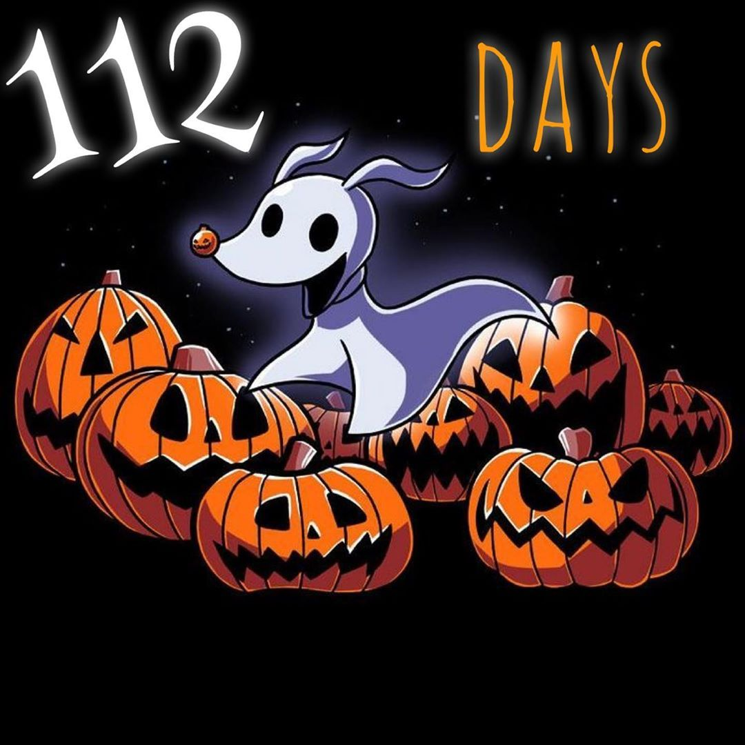 How Many More Days Until Halloween 2020 Pin on Halloween Countdown