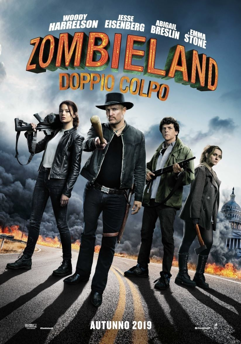 1080p Download Zombieland Double Tap Full Movie Hd Download Watch Full Movie Online Streaming Stream Film Hiburan