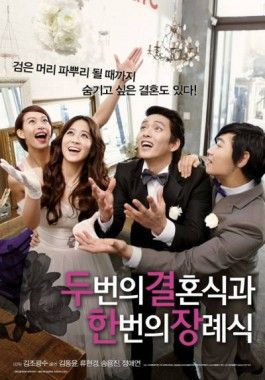 Two Weddings And A Funeral Korean Drama Movies Asian Film Second Weddings
