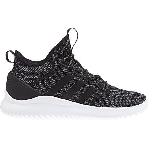 Adidas Men's Cloudfoam Ultimate B-Ball Shoes (Black/White, Size ...