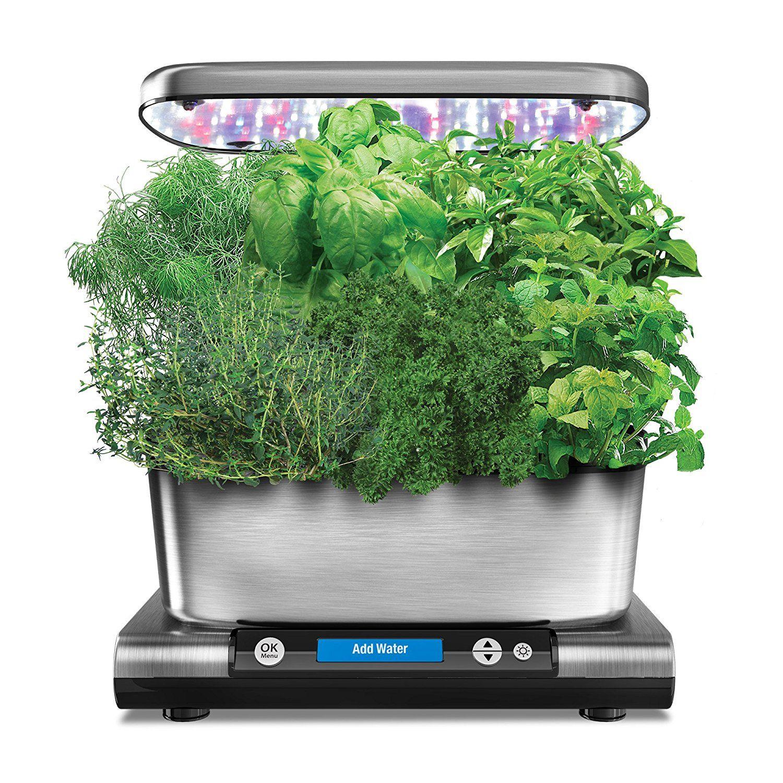 Amazon Com Aerogarden Harvest Elite With Gourmet Herb 640 x 480