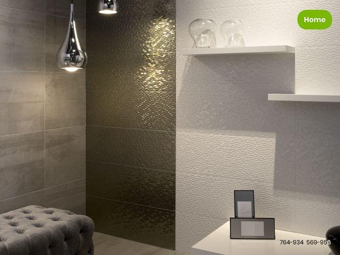 Inspiratie metallook tegels in expressieve badkamer jan groen