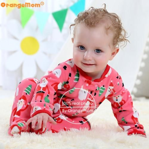 12a75a0f004 2018 christmas baby girl clothes