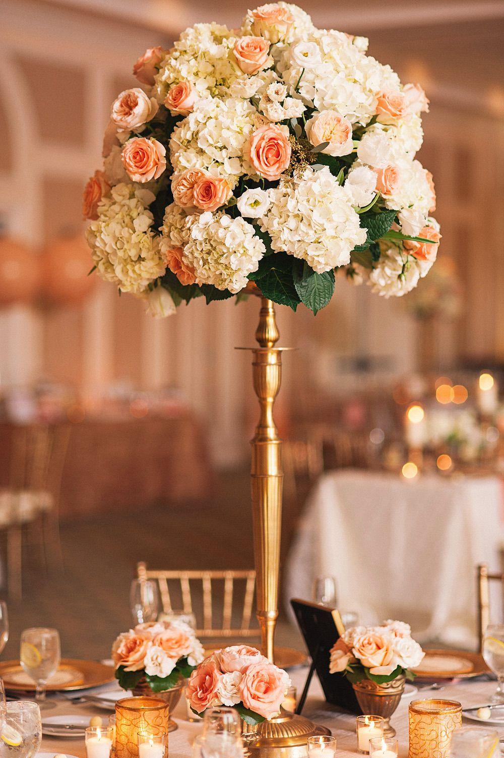Peach + Gold Lakewood Ranch Wedding In 2019