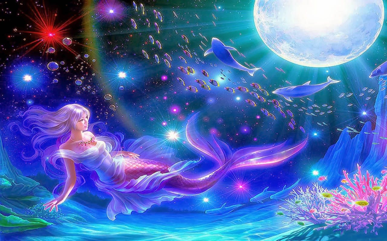 latest mermaid hd new wallpapers free download new hd wallpapers