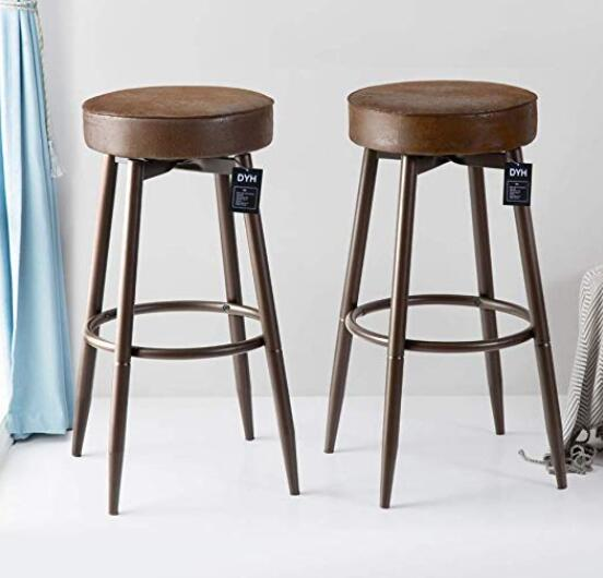 50 Best Bar Stools For Home Reviews Definitive Guides 2019 2020 Metal Bar Stools Bar Stools Swivel Bar Stools
