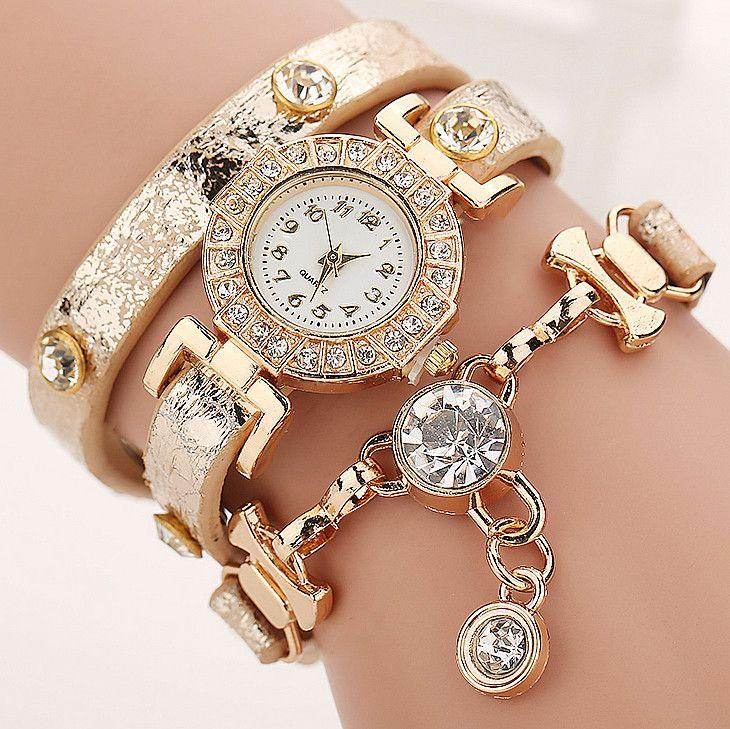 037b945bfbec Encontrar Más Relojes pulsera mujer Información acerca de Venta de moda  mujeres reloj pulsera mujeres reloj