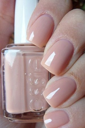 Not Just A Pretty Face Essie Bridal Nail Polish Brides Of Adelaide