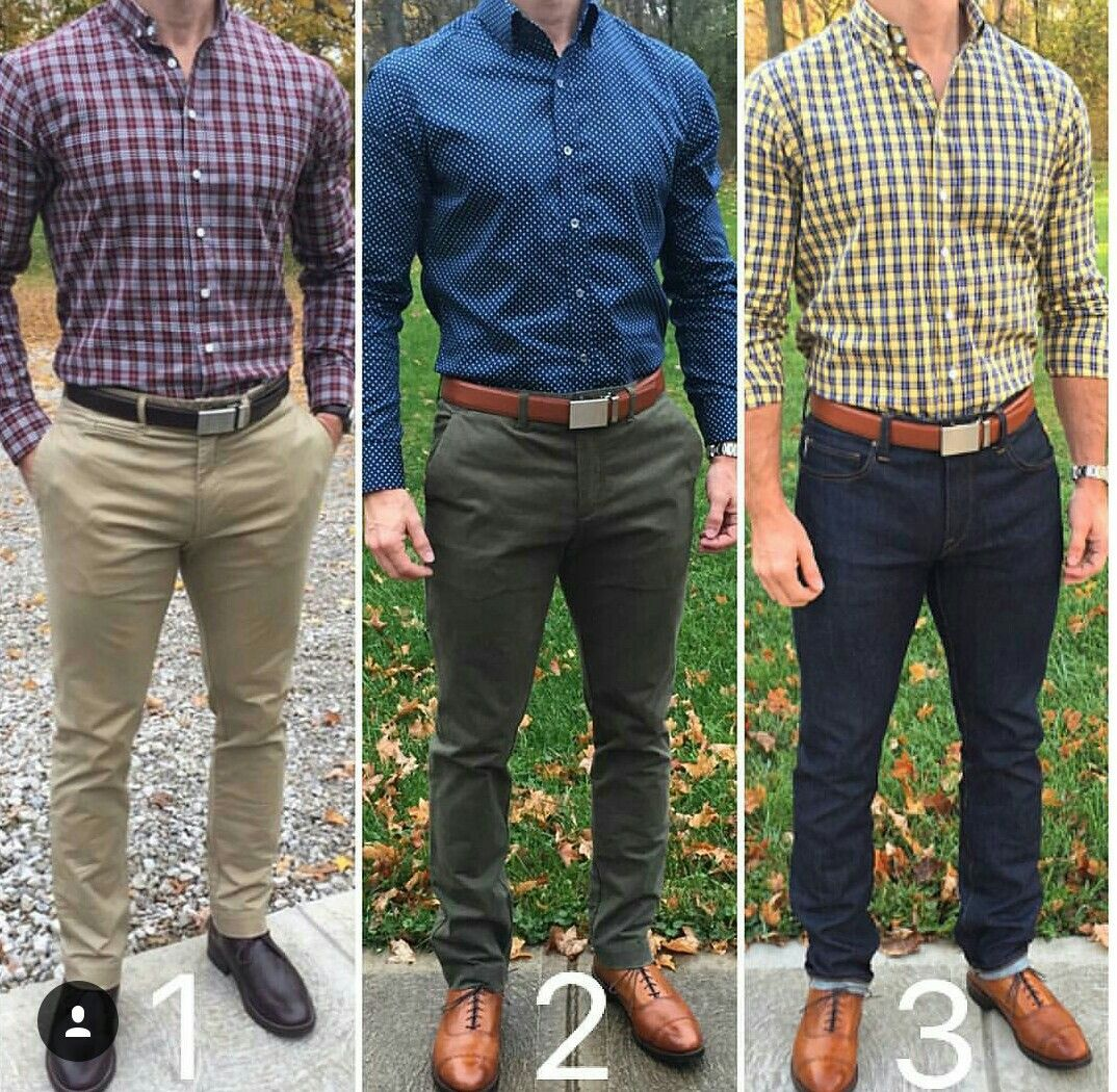 casual wear... i like two the best because of the colors.
