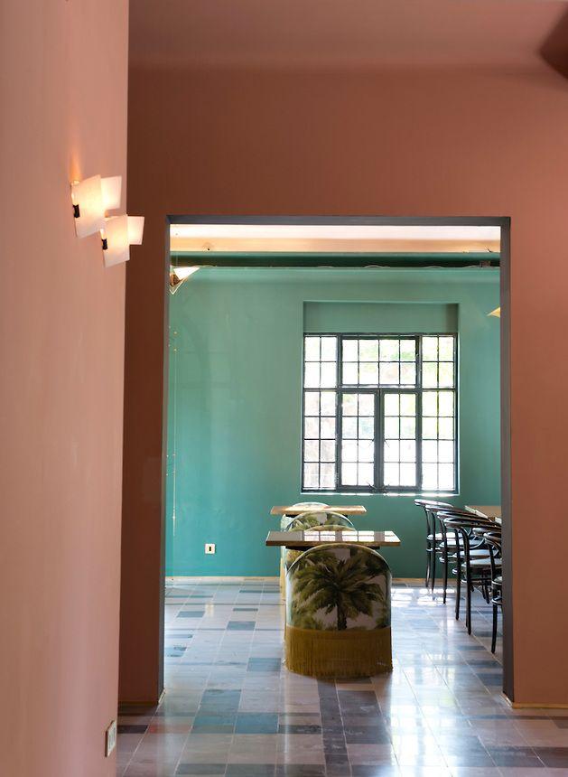 Casa Fayette interiors by Dimorestudio Habita Hotels, Guadalajara