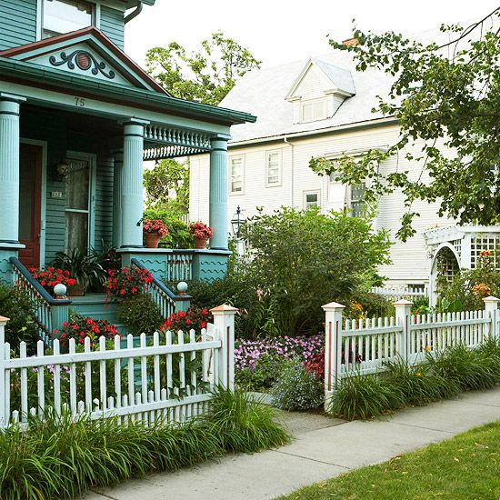 Diy Easy Front Yard Landscaping Ideas: Landscaping Ideas For The Front Yard