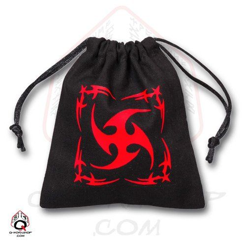 Q-Workshop: Black Tribal Linen Dice Bag Q Workshop http://www.amazon.com/dp/B0050VHEYE/ref=cm_sw_r_pi_dp_w6gjvb1N3KEEA