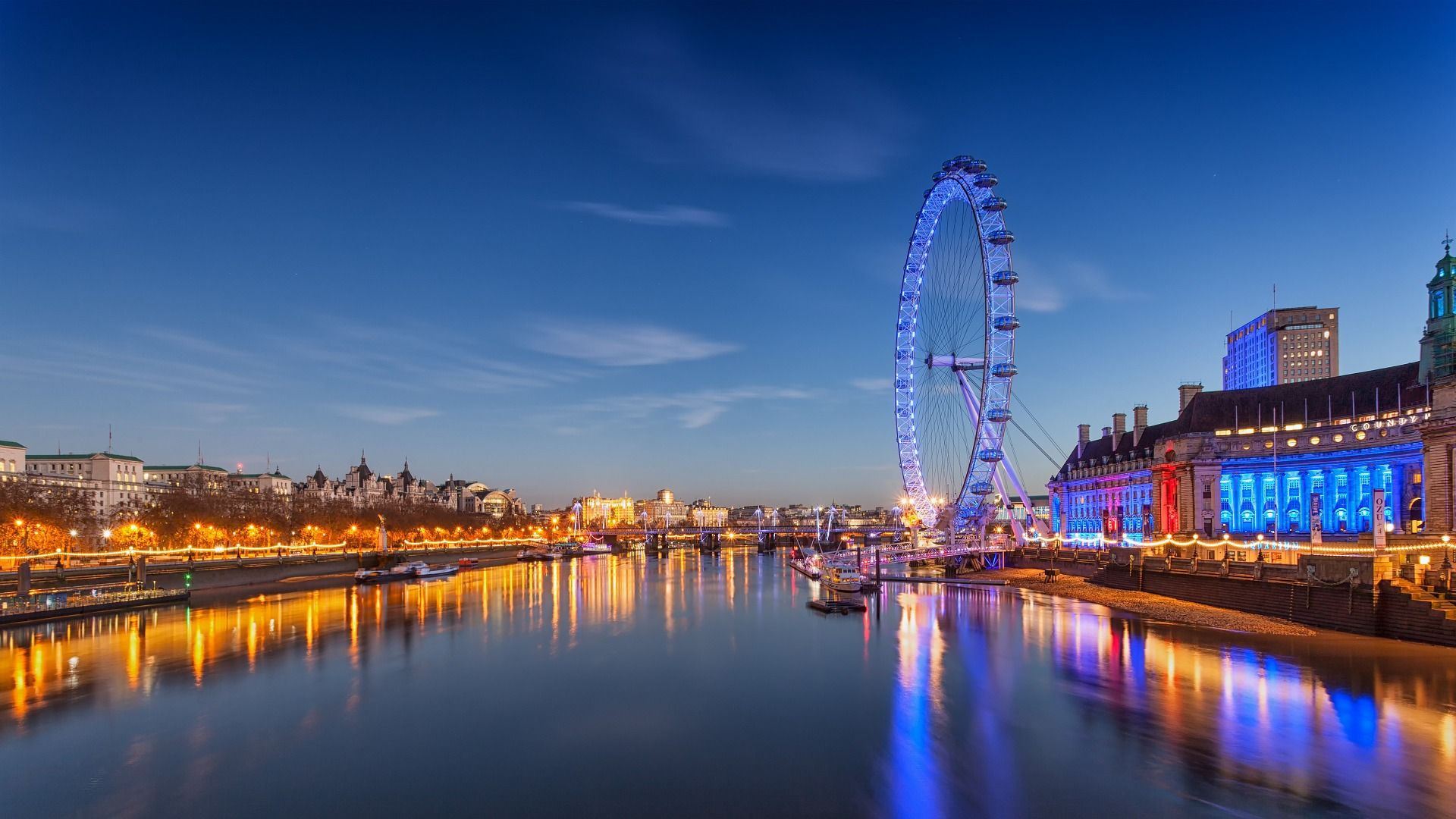 Atemberaubender Blick Uber Ganz London 3 Oder 4 Tage Citytrip In Grossbritanniens Hauptstadt Mit Flug 4 S London Wallpaper Visit London Things To Do In London
