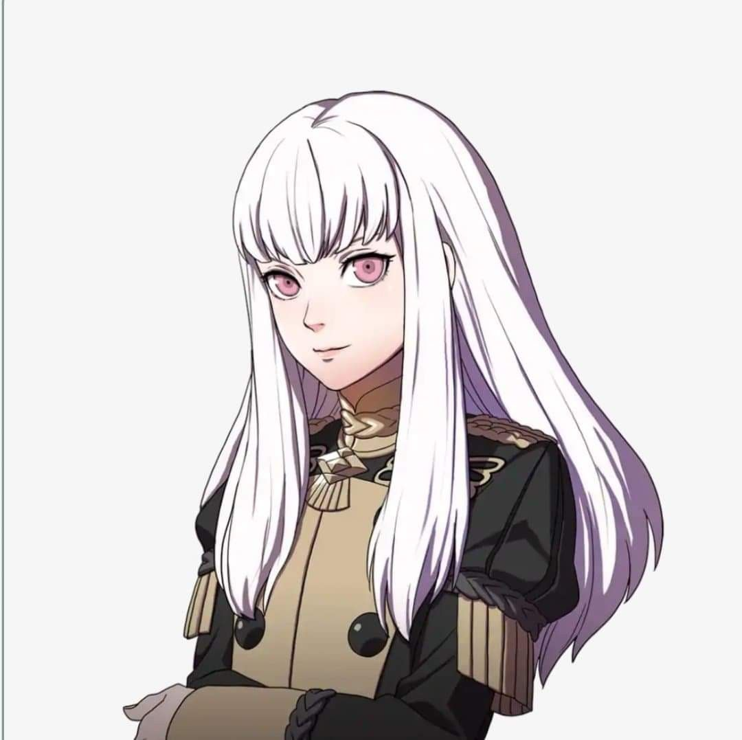 Lysithea von Cordelia At 15 years old she's the youngest