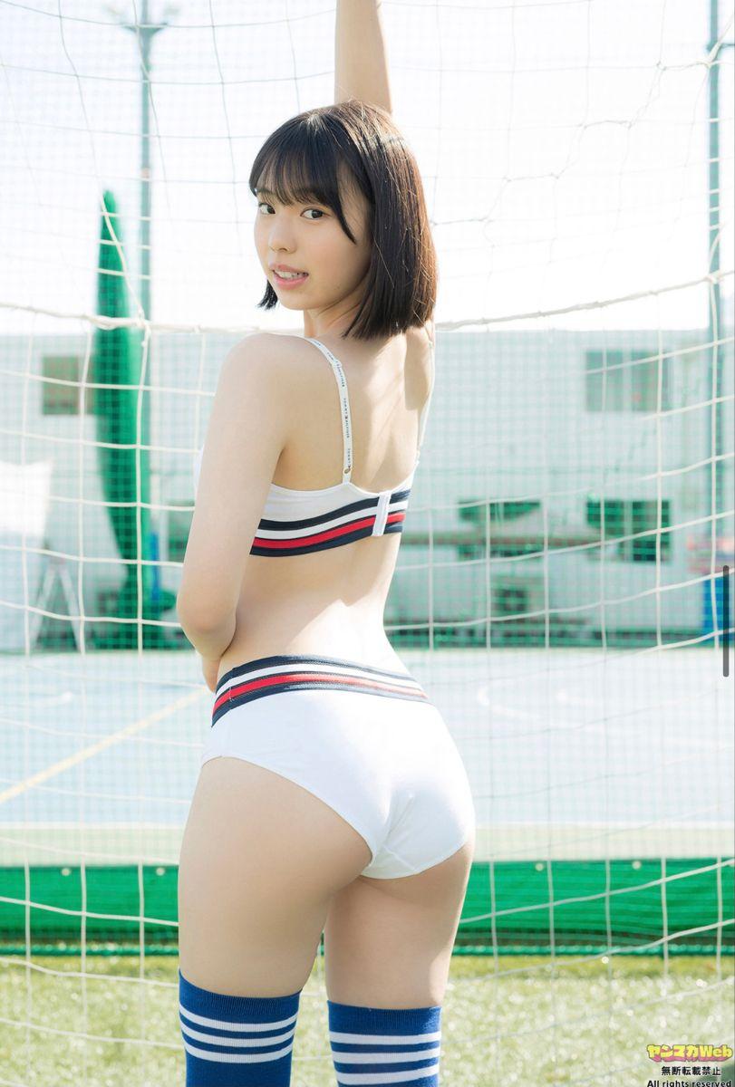 Pin by hidakahitoshi on 菊地姫奈 | Hot japanese girls, Bikinis, Retro bikini