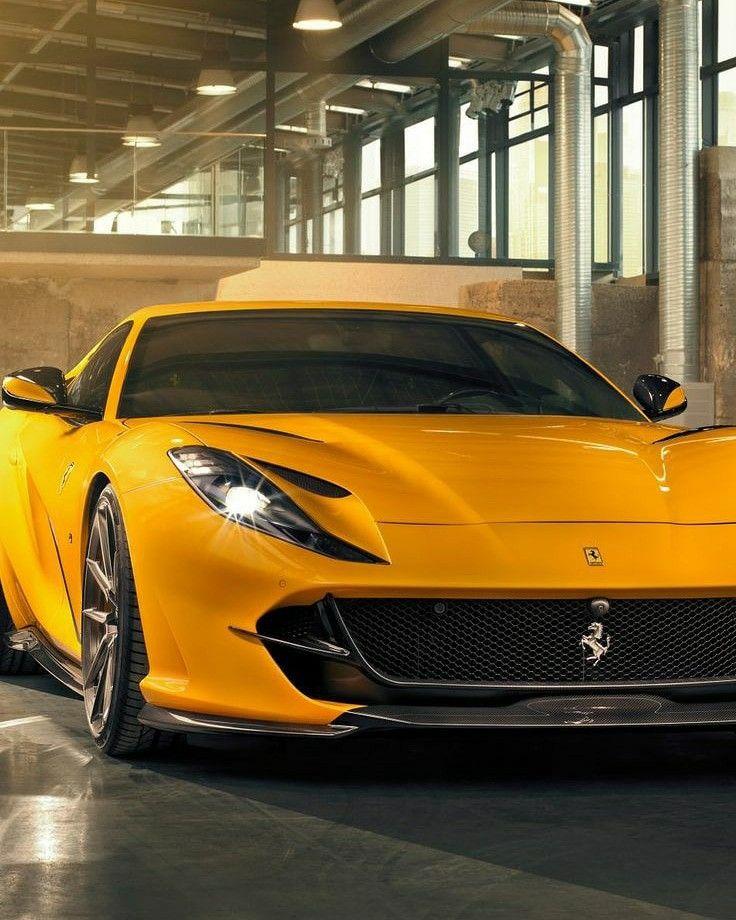 The Fab Ferrari led lights in 2020 Luxury suv cars