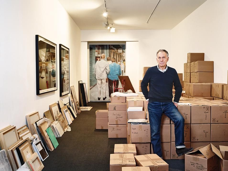 Yvon Lambert S Legendary Paris Gallery Closes Gallery Paris Luxury Magazine
