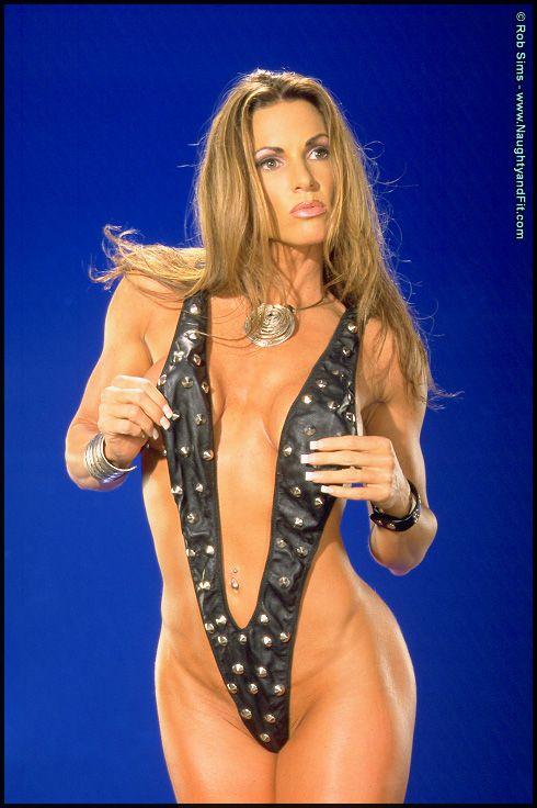 Model nude donovan fitness deeann