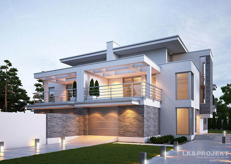 Contemporary House Plans 2015