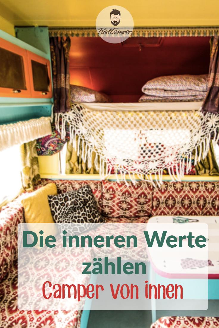buntes camperleben beispiele f r camper ausbau findest du hier die sch nsten camper von innen. Black Bedroom Furniture Sets. Home Design Ideas