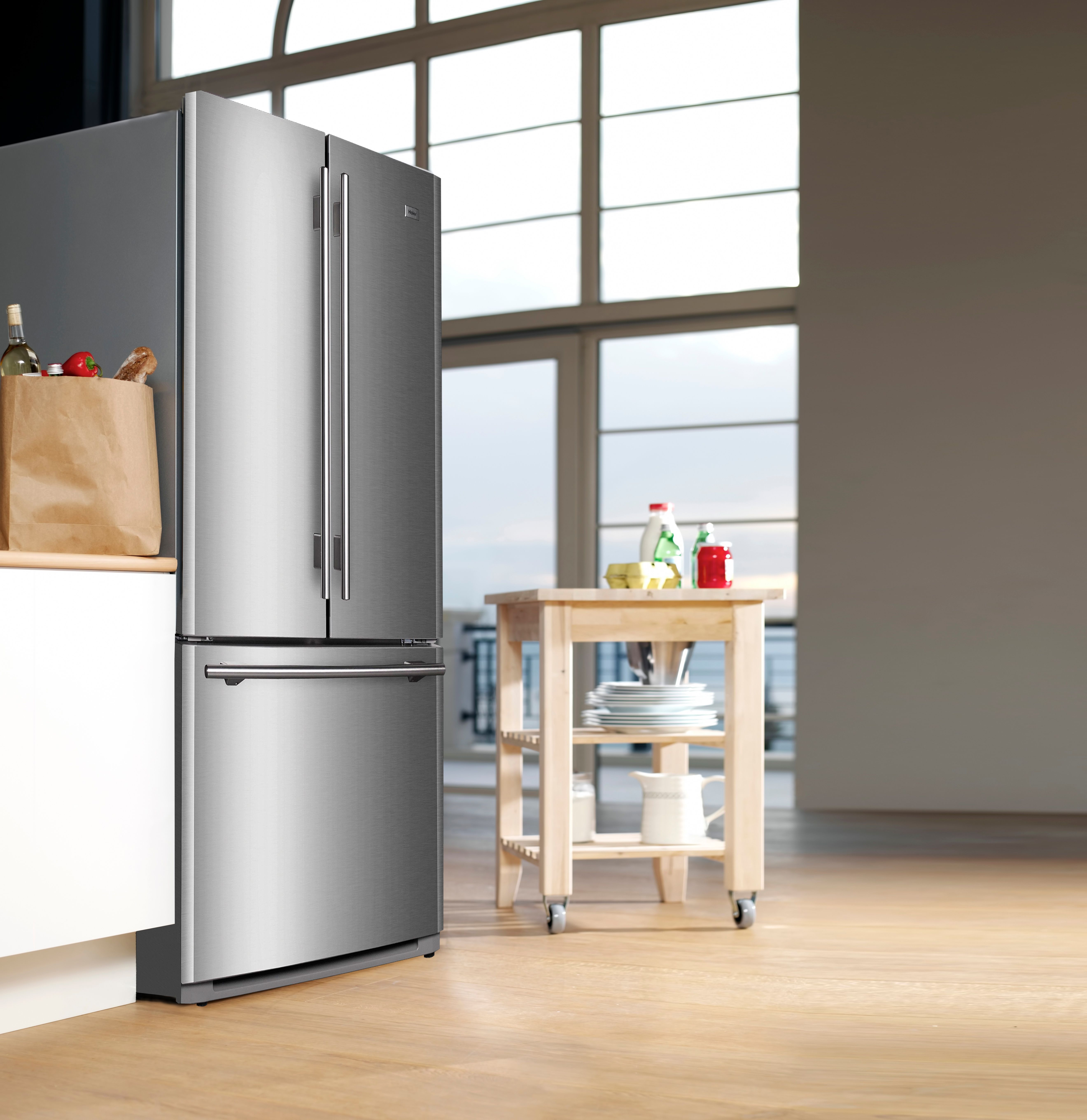 Haier the world s 1 refrigerator brand demonstrates an ongoing