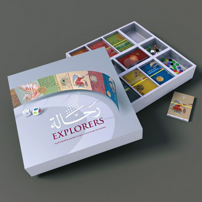 Game Card Packaging Box, Board Game Packaging, Playing