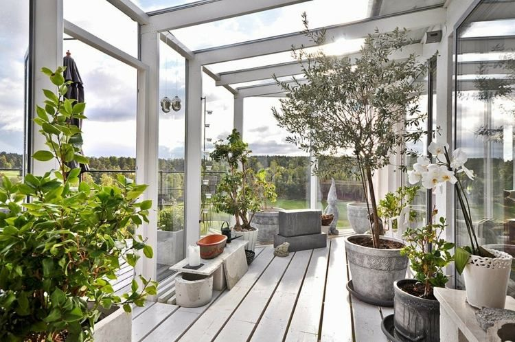 Beautiful Veranda Jardin D Hiver En Kit Gallery - Awesome Interior ...