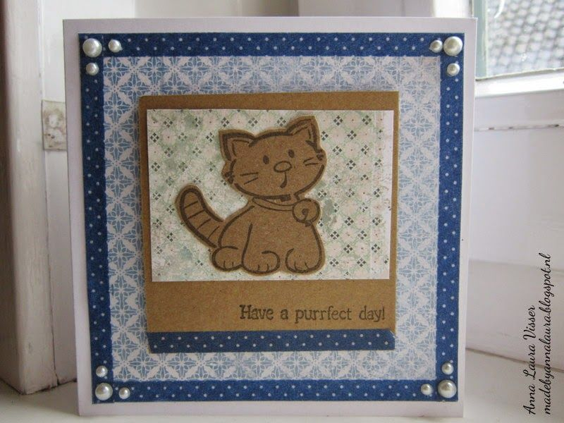 Handmade with love: Have a purrfect day