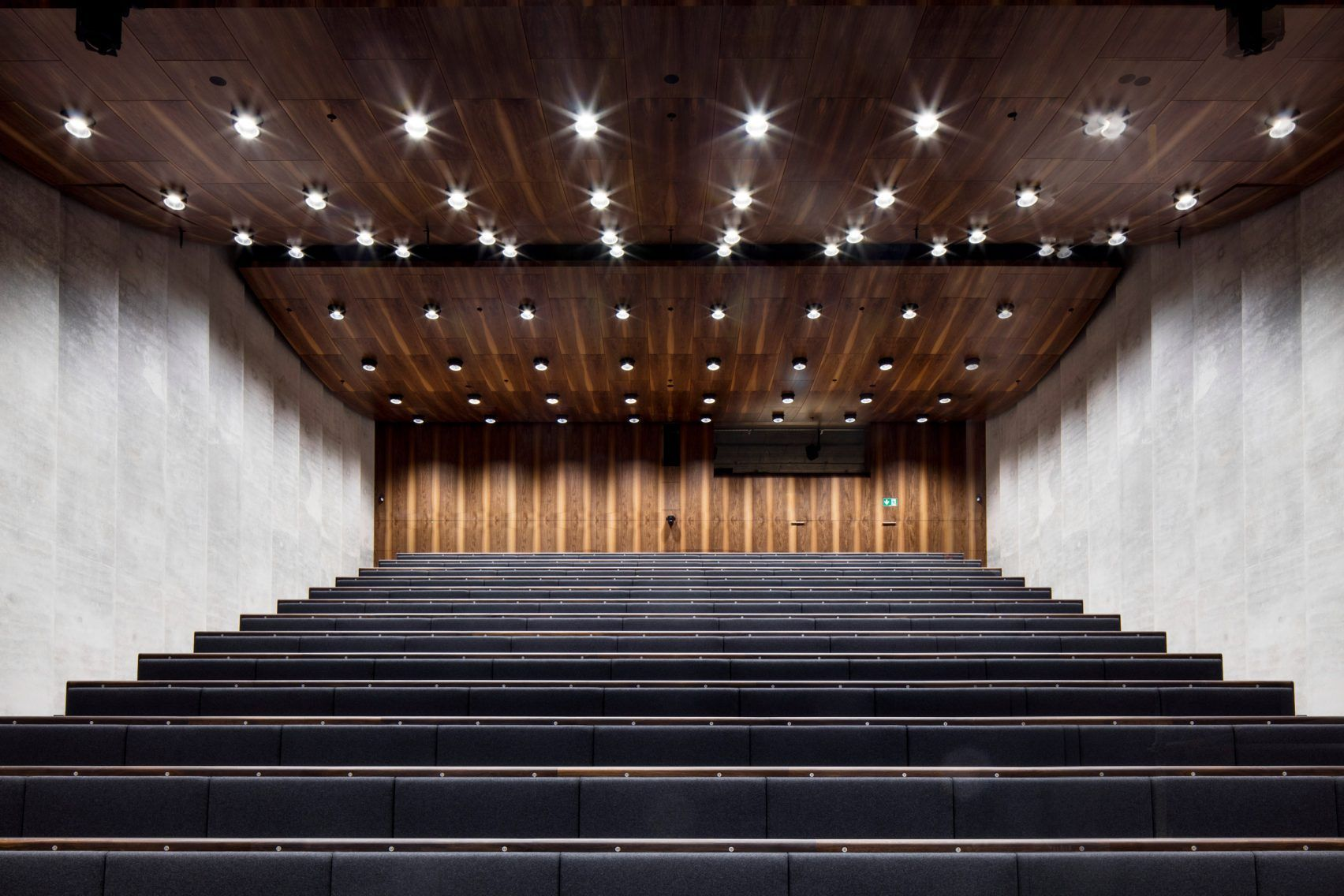 Auditorium Of James Simon Galerie In Berlin By David Chipperfield Architects David Chipperfield Architects Auditorium Design Architect