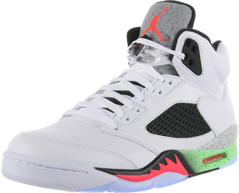 air jordan 5 retro basketball shoes